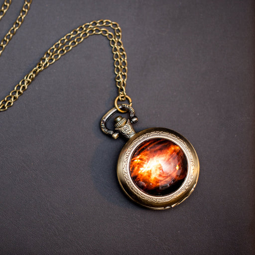 Nebula Pocket Watch no. 09