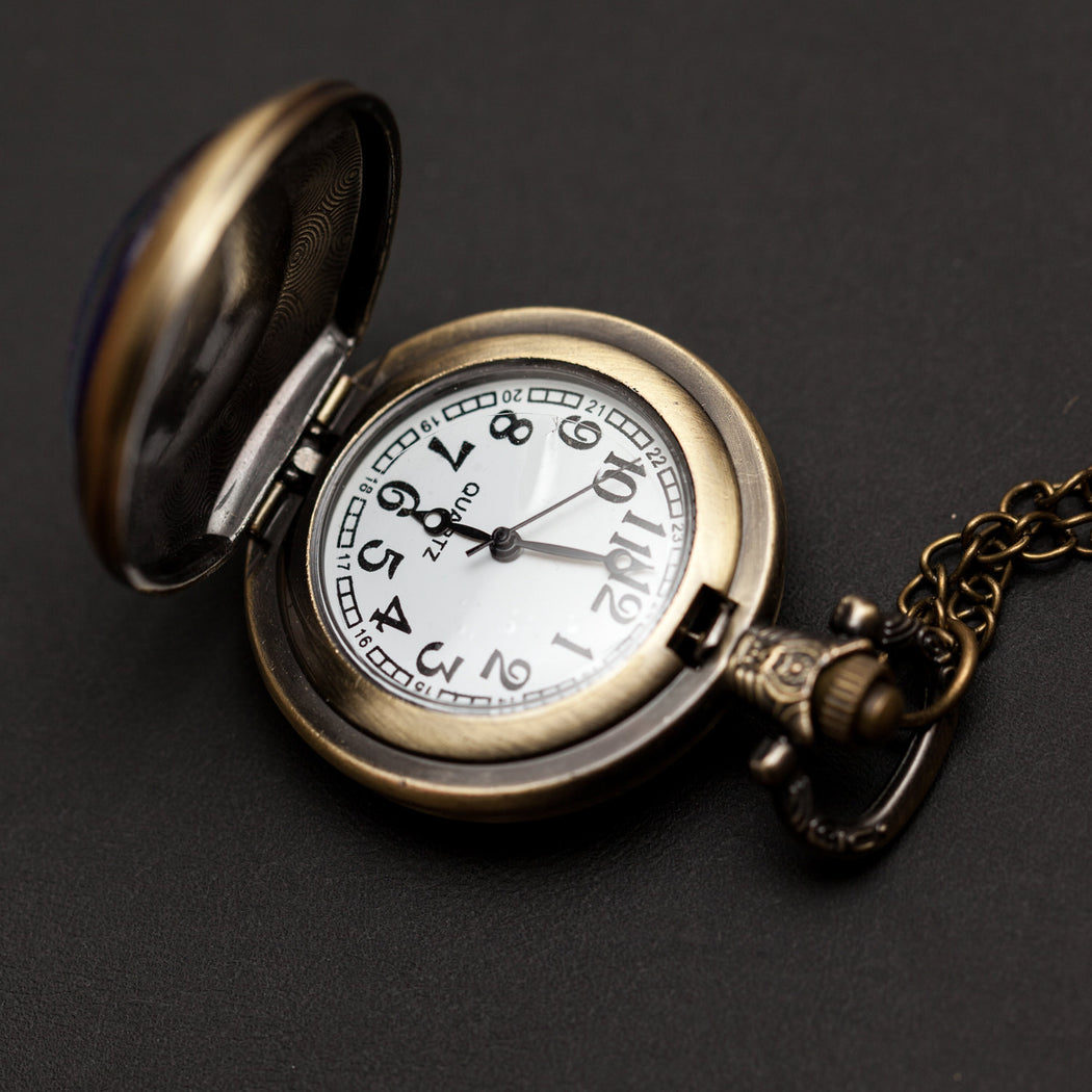 Nebula Pocket Watch no. 03