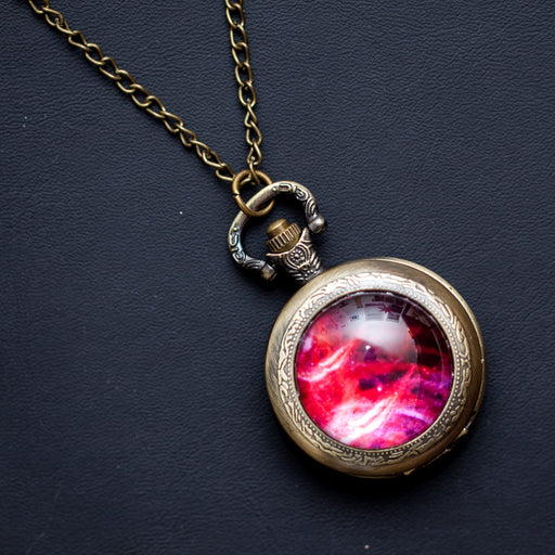 Nebula Pocket Watch no. 08