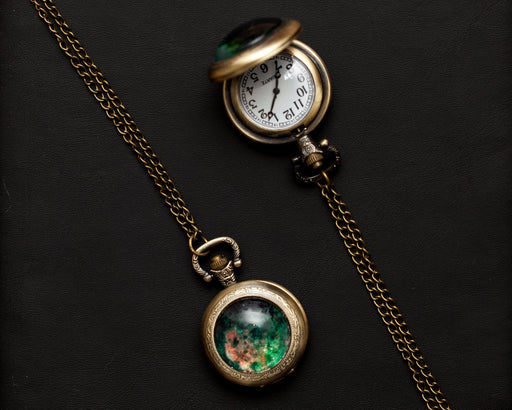 Nebula Pocket Watch no. 05