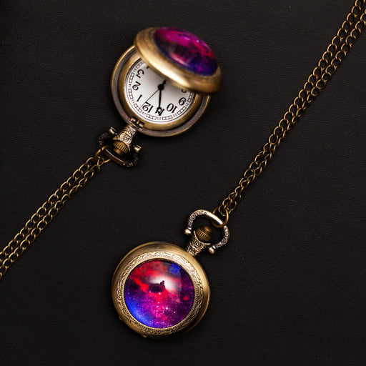 Nebula Pocket Watch no. 11