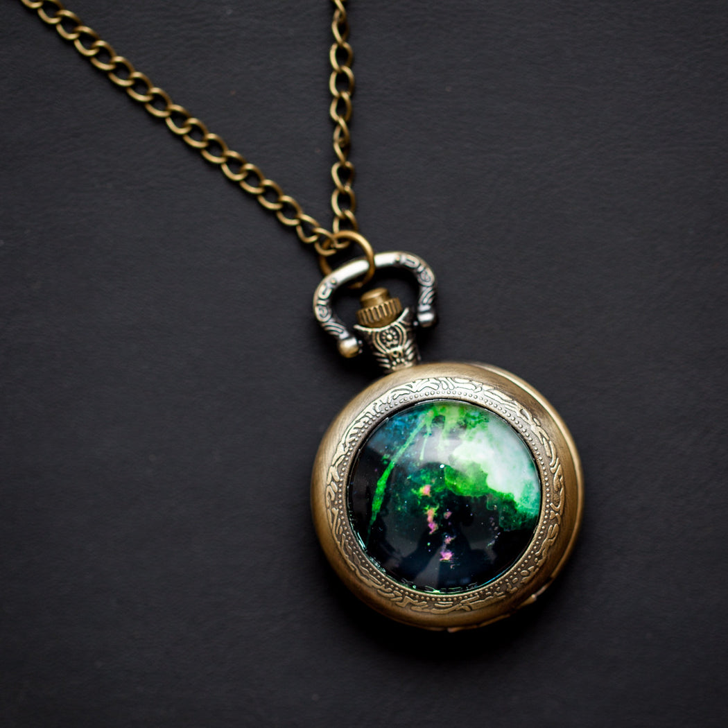 Nebula Pocket Watch no. 07