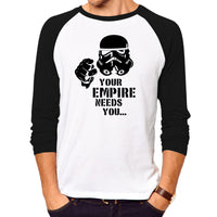StarWars T-Shirt Tops Imperial Stormtrooper