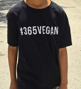 365VEGAN Short sleeve kids t-shirt