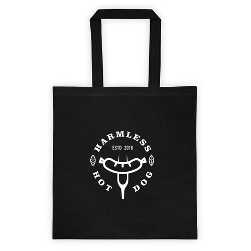 Harmless Hot Dog Tote bag - #365vegan