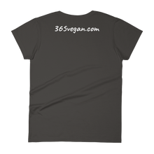 Vegan Momma short sleeve t-shirt - #365vegan