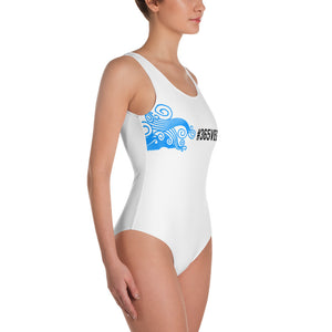 #365vegan One-Piece Swimsuit - #365vegan