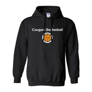 Cougars Basketball Sweatshirt