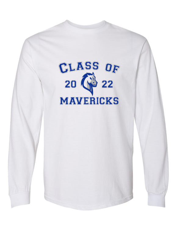MVHS Class of 2022 Long-Sleeve T-Shirt