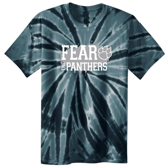 North Carroll Middle Tye Die Tee