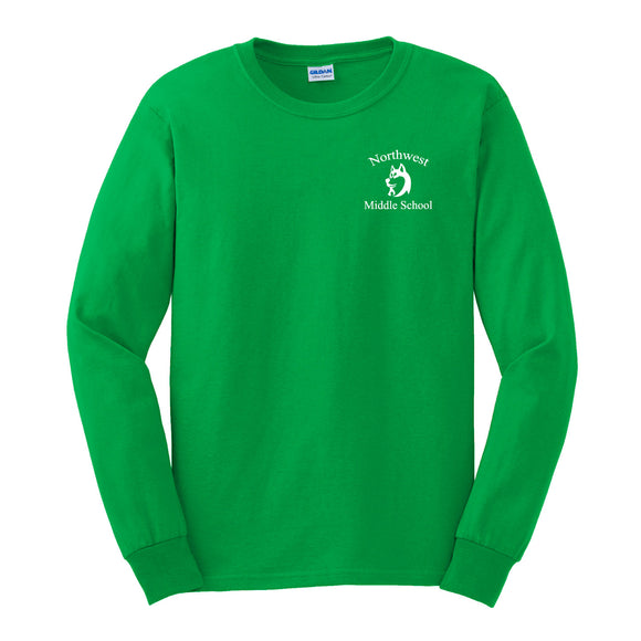 NWMS Staff Standard Long Sleeve