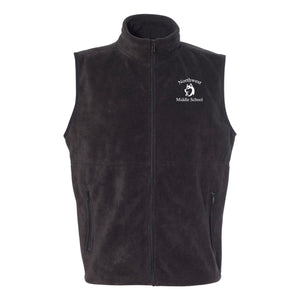 NWMS Staff Fleece Vest