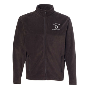 NWMS Staff Fleece Full Zip