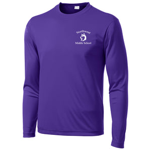 NWMS Staff Performance Long Sleeve