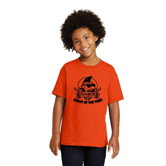 Youth Night at the Yard Standard Tee