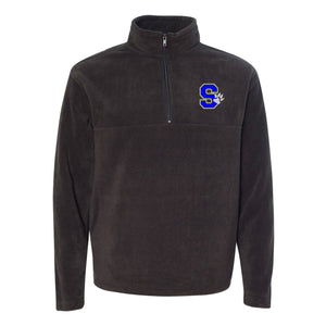 SMS Fleece Quarter Zip