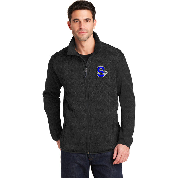 SMS Fleece Jacket