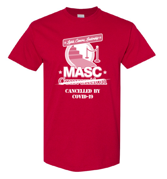 MASC COVID-19 Convention Tee