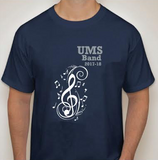 UMS Band '17-'18 T-Shirt