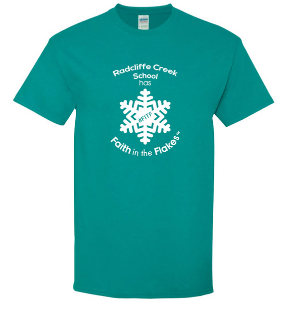 Radcliffe Creek School FITF Shirt