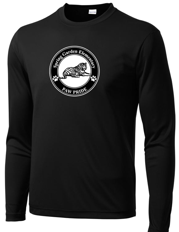 Spring Garden Performance Long-Sleeve Tee