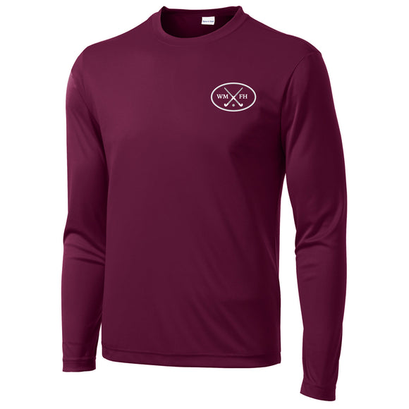 Winters Mill Field Hockey Performance Long Sleeve Tee
