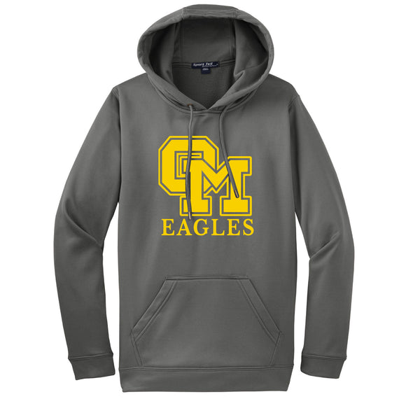 Owings Mills Performance Hoodie