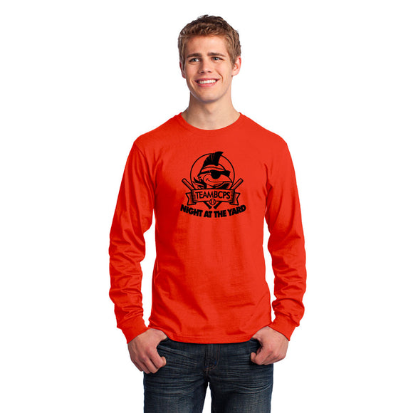 Night at the Yard Standard-Longsleeve Tee