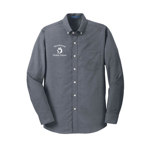 NWMS Staff Oxford Shirt