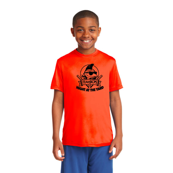 Youth Night at the Yard Performance Tee