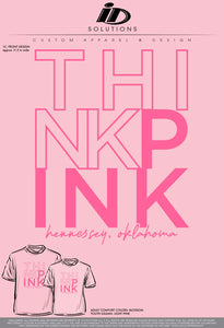 HENNESSEY THINK PINK 20