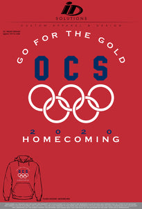 OCS B-BALL HOCO - GO FOR THE GOLD 19