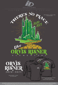ORVIS RISNER NO PLACE LIKE 20