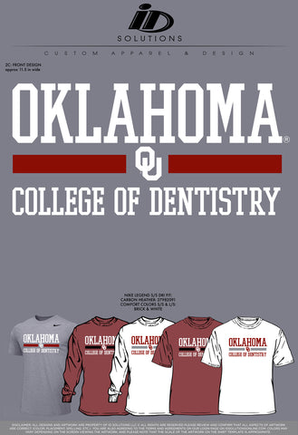 OUHSC COLLEGE OF DENTISTRY FALL PR 19