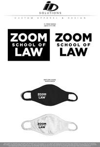 OU LAW FACE MASKS 20