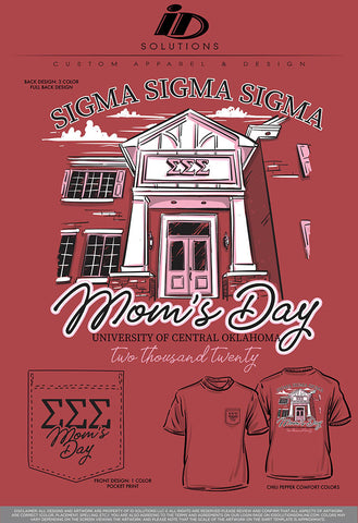 UCO SSS MOM'S DAY 20