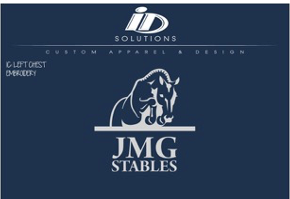 JMG STABLES TEAM 1/4 ZIP & POLO REORDER 20