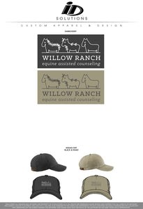 WILLOW RANCH HATS REORDER 20
