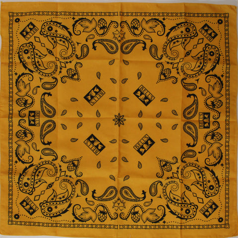 Bell's Inspired Brewing® Bandana-Yellow