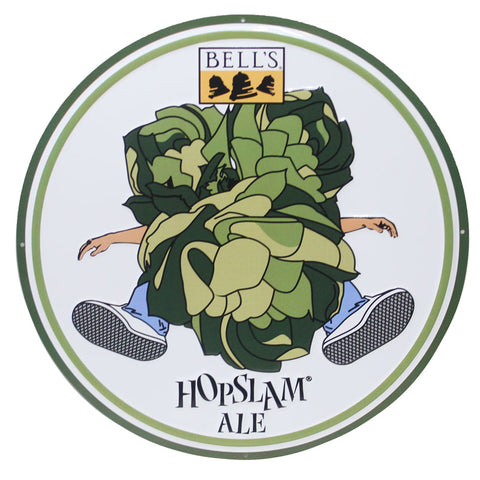Hopslam Ale Tin Sign