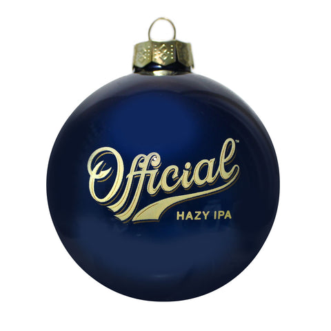 Official Holiday Ornament
