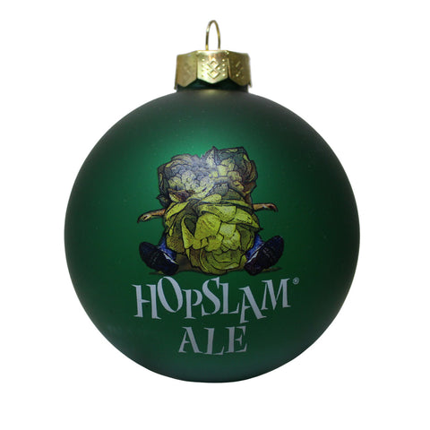 Hopslam Ale Holiday Ornament