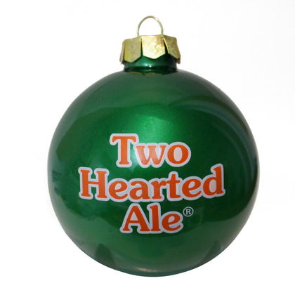Two Hearted Ale Holiday Ornament