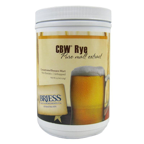 Briess CBW® Rye Liquid Malt Extract (LME) - 3.3 lbs