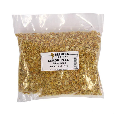 Brewer's Best® Lemon Peel - 1 lb