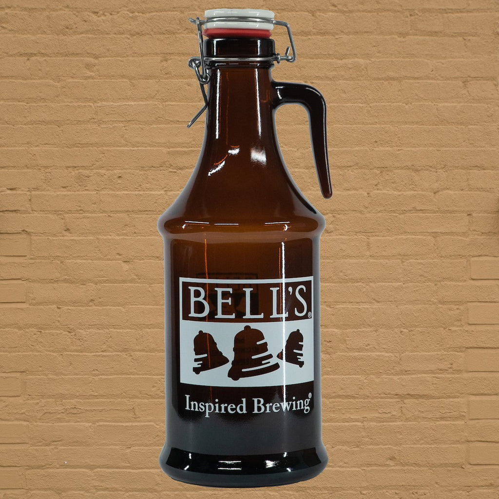 bell s inspired brewing 2 liter growler bell s general store online