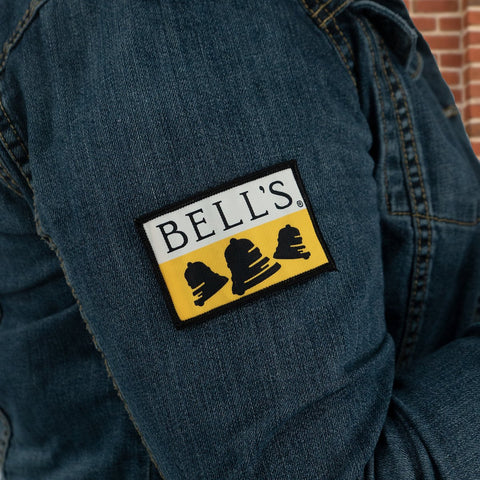 Bell's Inspired Brewing Woven Patch