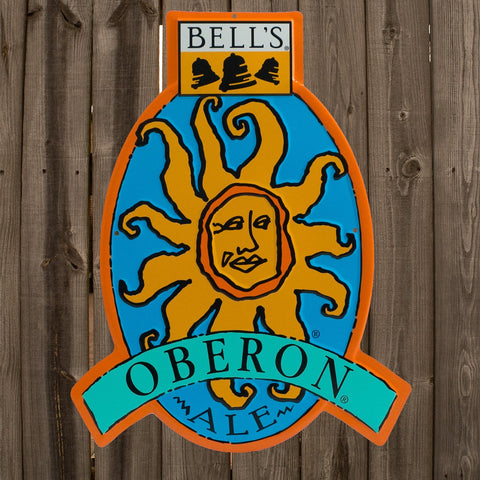 Oberon Ale Tin Sign