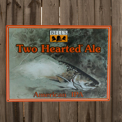 Two Hearted Ale Tin Sign