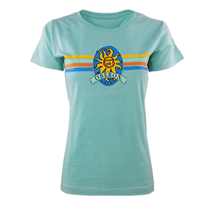 Women's Oberon Ale Short Sleeve T-Shirt - Mint